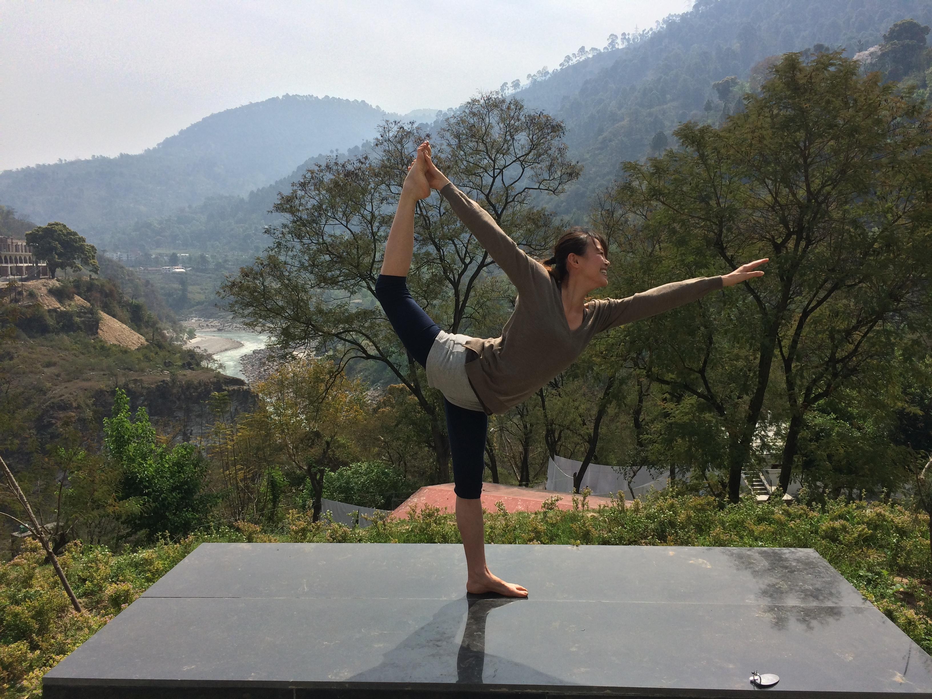 yumi no yoga